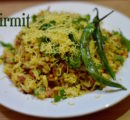 Girmit|Hubli-Dharward Style Girmit Recipe + Video