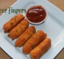 Crispy Paneer Fingers Recipe|Evening Snack|Kids appetizer