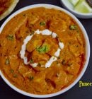 Restaurant Style Paneer Butter Masala + Video