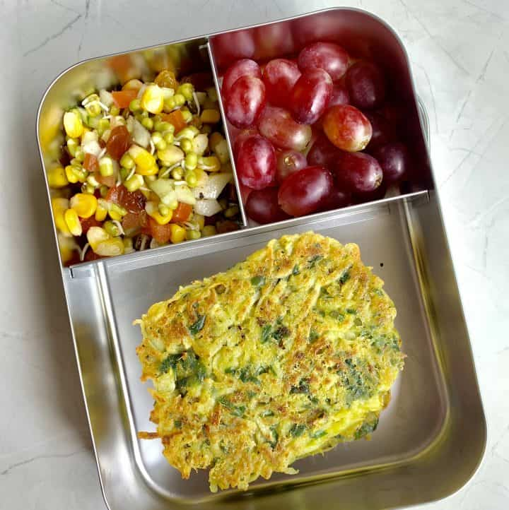 lunchboxidea4 potato pancakes