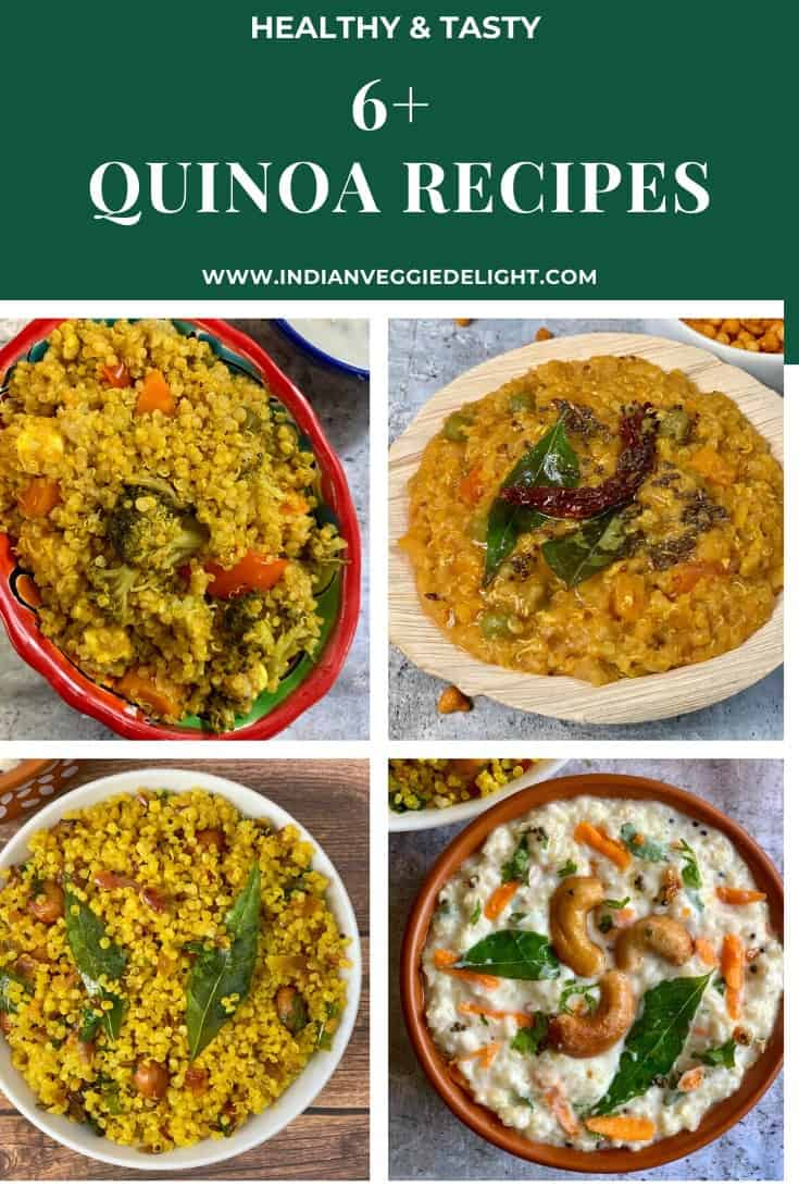 quinoa recipes indian/cooked quinoa recipes