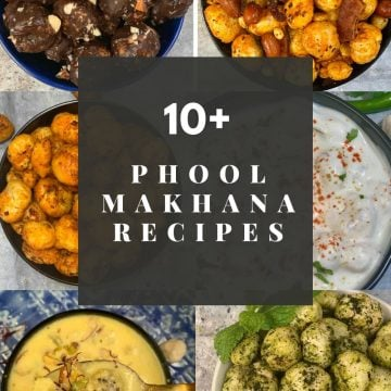 phool makhana recipes
